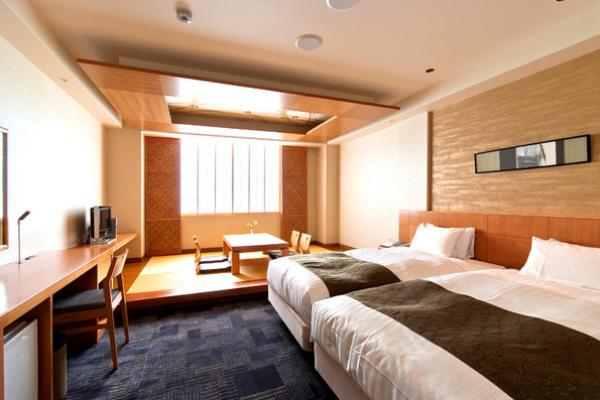 奈良プラザホテル デラックスツイン