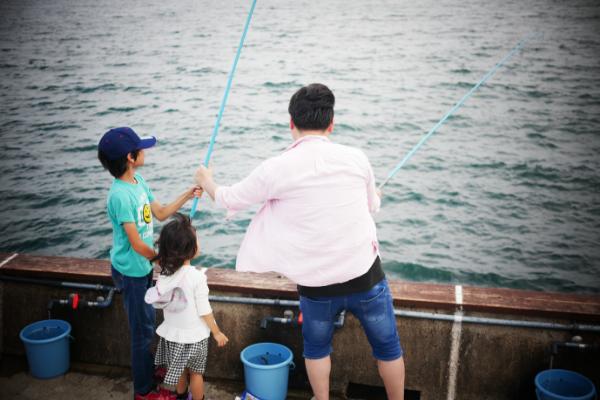 プライベート釣り場