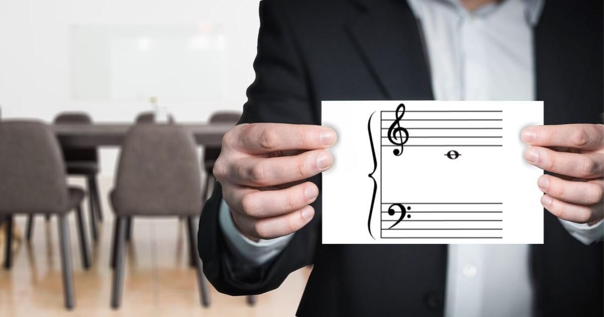 無料音符フラッシュカード