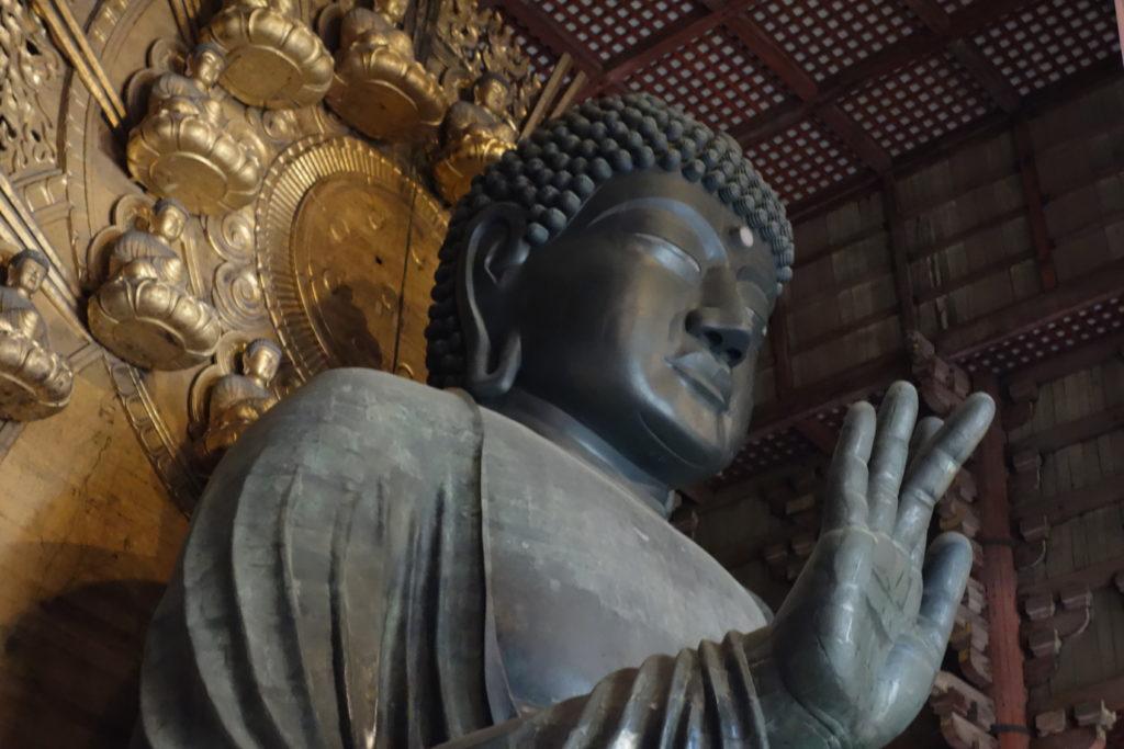 ソニーRX100初代 作例「東大寺の大仏様」