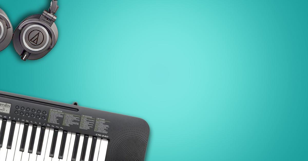 ピアノ初心者の子供が『シンプリーピアノ』に挑戦